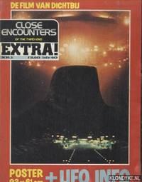De film van dichtbij. Close encounters of the third kind. Extra! Nr. 1. Poster 93 x 61 cm + Ufo info