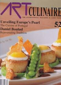 Art Culinaire 52 - The International Magazine in Good Taste - Spring, 1999