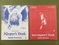 Investigators and Keepers Book set (Call of Cthulhu, 3rd Edition)