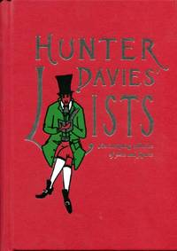 image of Hunter Davies' Lists : An Intriguing Collection of Facts and Figures