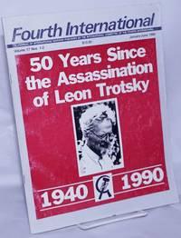 image of Fourth International 1990, vol. 17, Nos. 1-2, Jan-Jun A Journal of Revolutionary Marxism