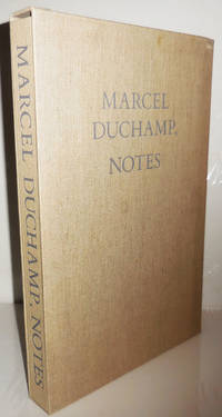 image of Marcel Duchamp, Notes