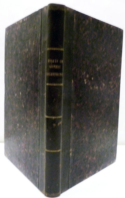 London: J. Taylor, 1800. First edition. Hardcover. Contemporary brown morocco, spine label lettered ...