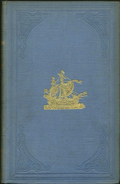 London: Printed for the Hakluyt Society, 1862. First edition. Cloth. Spine darkened otherwise a very...