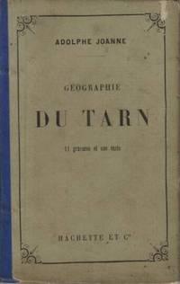 Geographie du tarn ( 11 gravures et une carte )