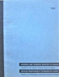 image of Scientific and Technical Societies of Canada. Societes Scientifiques et Techniques du Canada
