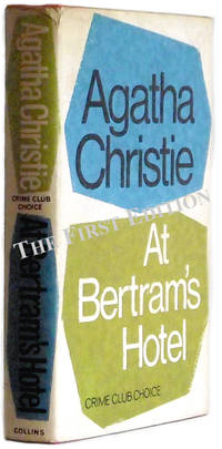 At Bertram's Hotel First Edition 1965
