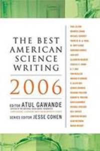 image of The Best American Science Writing 2006