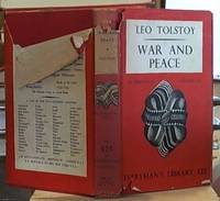 image of War and Peace; Volume 1 (Before Tilsit)