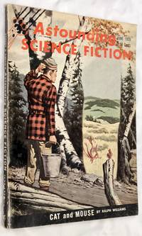 ASTOUNDING SCIENCE FICTION (JUNE, 1959) VOL. LXIII, NO. 4