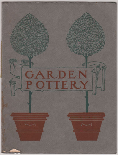 Newburyport : Merrimac Pottery, ca 1905. Original printed publisher's wrappers.. Very good; small st...