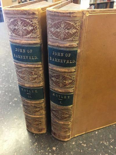 London: John Murray, 1875. Hardcover. Octavos, 2 volumes; VG; bound in full polished calf, paneled s...