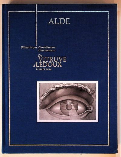 Paris: Alde, 2014. Hardcover. Near Fine. Hardcover. 4to. Blue cloth covered boards with silver title...