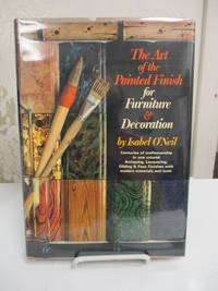 The Art of the Painted Finish for Furniture & Decoration.