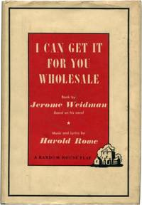 I CAN GET IT FOR YOU WHOLESALE A Musical Play