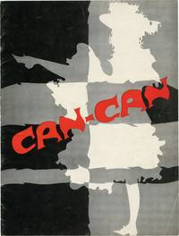 Can-Can (Original souvenir play program)