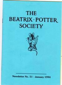 The Beatrix Potter Society:  Newsletter No. 51 - January 1994