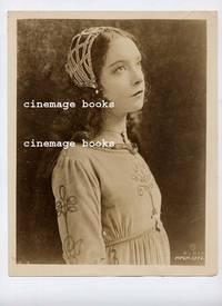 Portrait of Lillian Gish In Romola