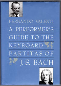 image of A Performer's Guide to the Keyboard Partitas of J.S. Bach