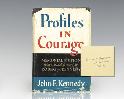 New York: Harper & Brothers, Publishers, 1964. First edition of the Memorial edition of Kennedy's Pu...