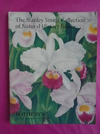 THE STANLEY SMITH COLLECTION OF NATURAL HISTORY BOOKS [Sotheby's, auction catalogue, sale date: 22 October, 1998 ].