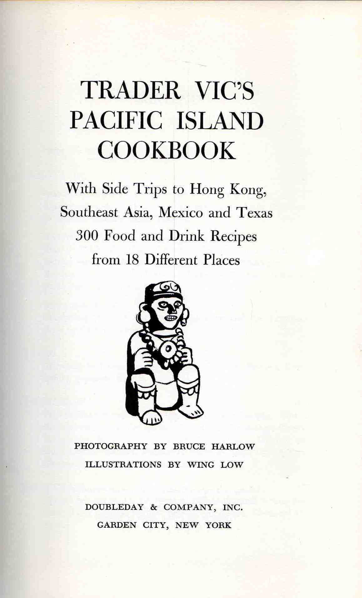 Trader Vic S Food Recipes