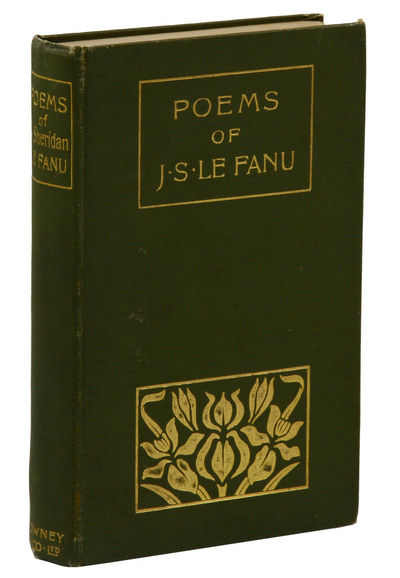 London: Downey & Co, 1896. First Edition. Near Fine. First edition. xxviii, 165, pp. Publisher's gre...