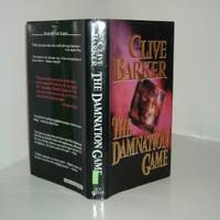 THE DAMNATION GAME By CLIVE BARKER 1987 FIRST EDITION