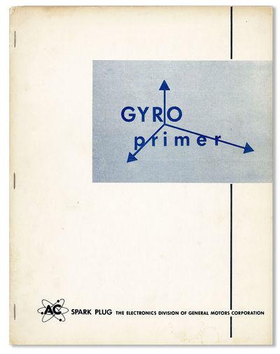 Milwaukee: AC Spark Plub Division, General Motors Corporation, 1961. First Edition. Quarto (28cm.); ...