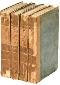 London: Sharpe & Son, 1819. Hardcover. Good. First edition thus. Four volume set. Pages lightly foxe...
