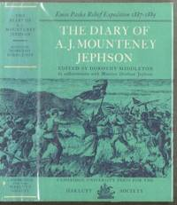 The Diary of A J Mounteney Jephson. Emin Pasha Relief Expedition 1887-1889