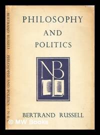 Philosophy and politics
