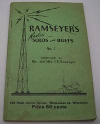 image of Ramseyer's Radio Solos and Duets No. 1