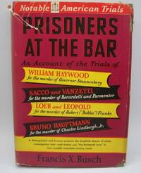 image of Prisoners at the Bar: Notable American Trials