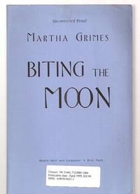 image of BITING THE MOON [A MYSTERY]