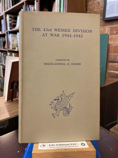 William Clowes, , 1952-01-01. First Edition. Hardcover. Very Good/Very Good. 43rd Wessex Division At...