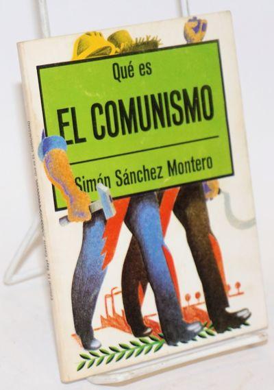 Barcelona: Editorial La Gaya Ciencia, 1976. 77p., worn wraps. Biblioteca de divulgación politica.
