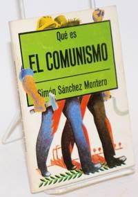 Que es el comunismo