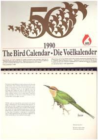 image of THE BIRD CALENDAR / DIE VOELKALENDER. 12 issues