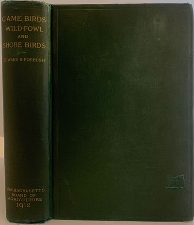 Boston: Massachusetts State Board of Agriculture, 1912. First Edition. Cloth. Very good. W.E. BEECRO...