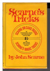 SCARNE'S TRICKS (Scarne on Card Tricks, Scarne's Magic Tricks)