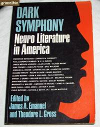 image of Dark Symphony: Negro Literature in America