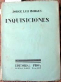 Inquisiciones.
