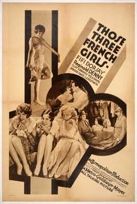 THOSE THREE FRENCH GIRLS (1930)