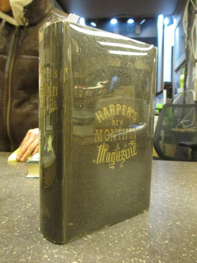 New York: Harper & Brothers, 1851. First Edition. thick 8vo., viii, 864pp.; VG-; spine brown cloth w...