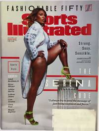Sports Illustrated Magazine (July 29, 2019 - August 5, 2019) The Serena Code