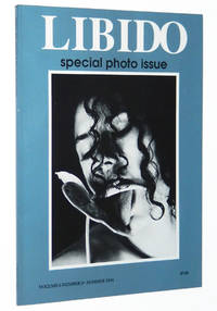 Libido, The Journal of Sex and Sensibility, Special Photo Issue, Summer 1994