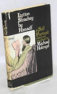 Lytton Strachey by himself; a self-portrait