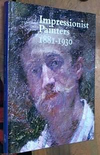 image of Impressionist Painters, 1881-1930 (Australian Painting Studio Series)