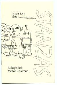 Eulogistics (Stanzas magazine, May 1999)